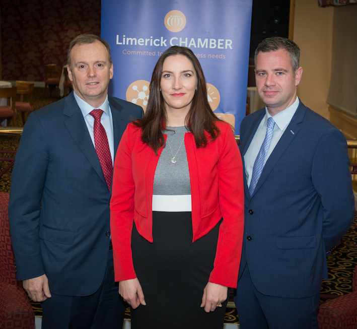 Limerick Chamber Regional Business Awards 2017 shortlist