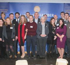 Limerick Chamber Regional Business Awards 2017 shortlist