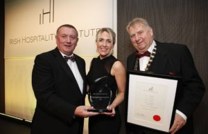 IHI Catering Manager of the Year