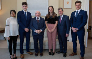 JP McManus All Ireland Scholarship Awards 2017