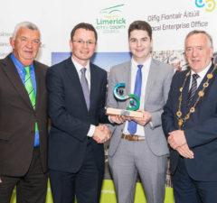 Limerick's Best Young Entrepreneur 2017