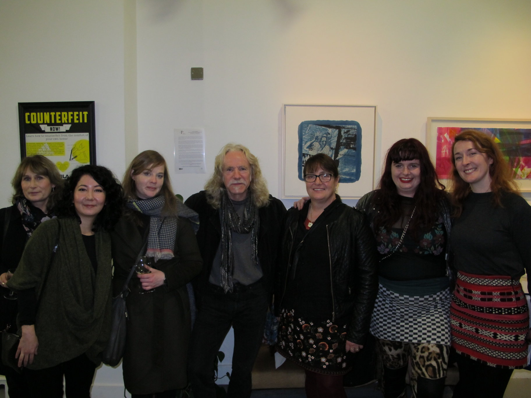 Limerick Printmakers Winter Members exhibition 2017