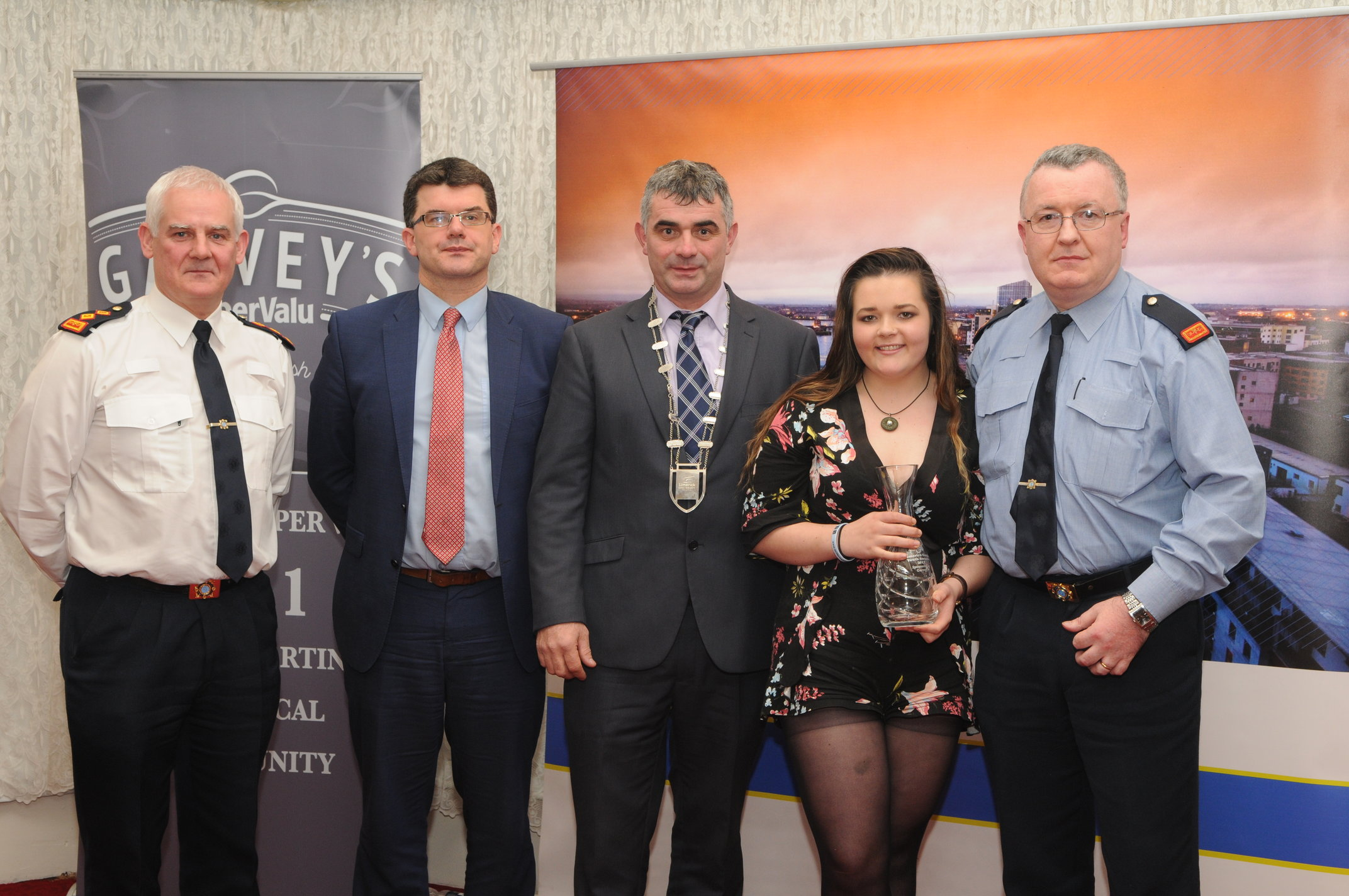Limerick Garda Youth Awards 2017