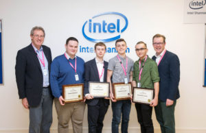 Intel Shannon Scholarship Awards 2017