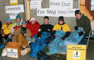 Macra na Feirme Sleep Out 2017