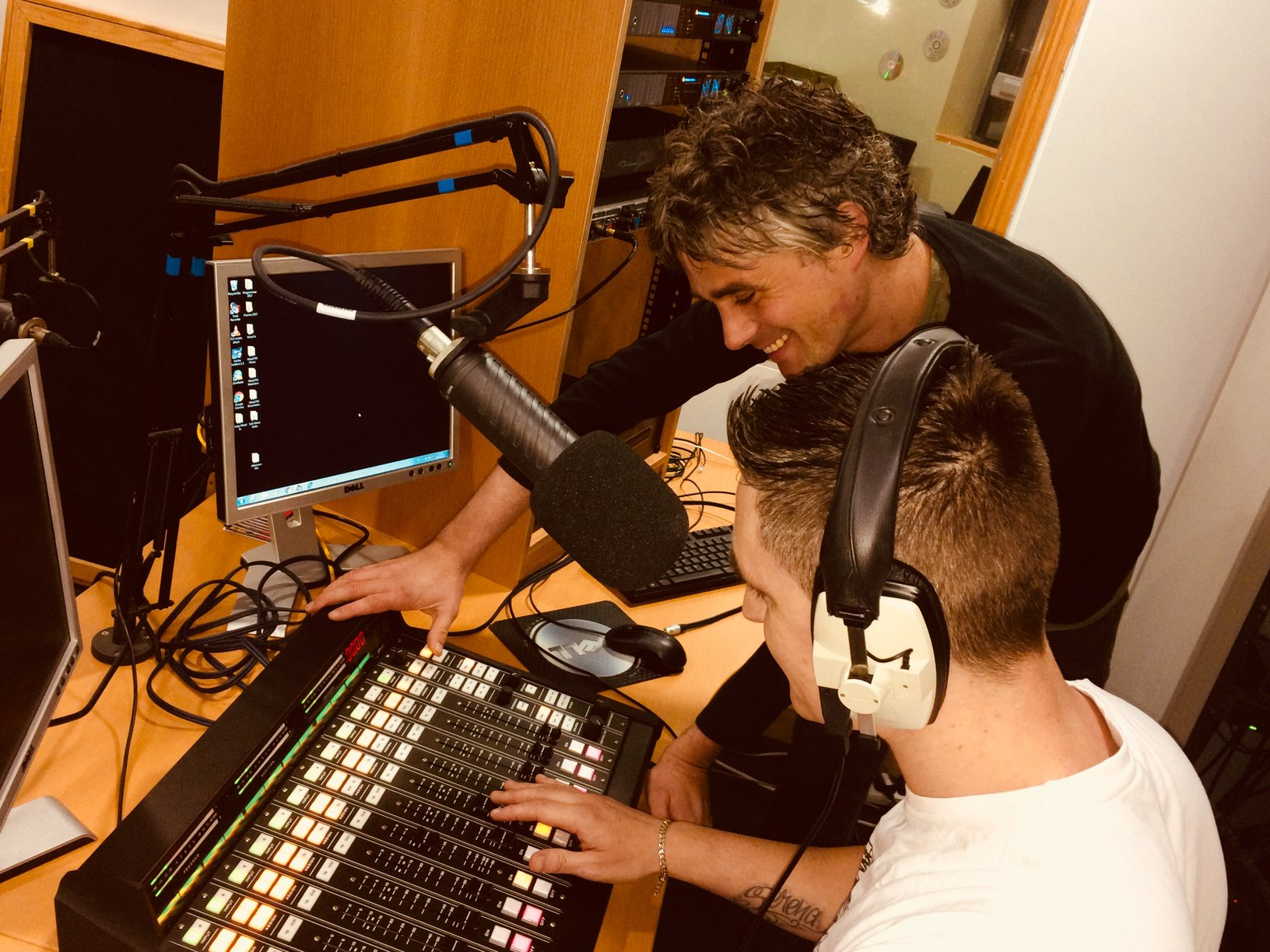 Wired FM Mary Immaculate College