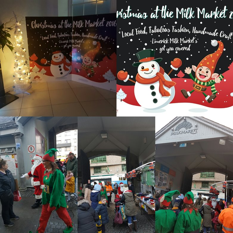 Milk Market eight days of Christmas