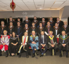 Griffith College Limerick Graduation 2017