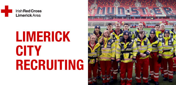 Irish Red Cross Limerick Area
