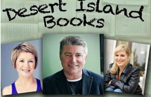 Desert Island Books event