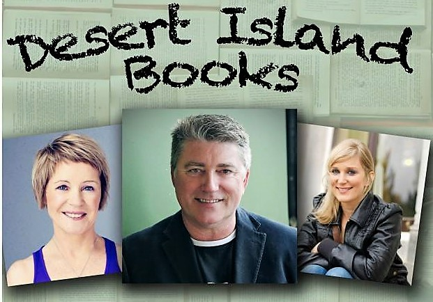 Desert Island Books event