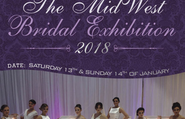 Mid West Bridal Exhibition Poster 2018