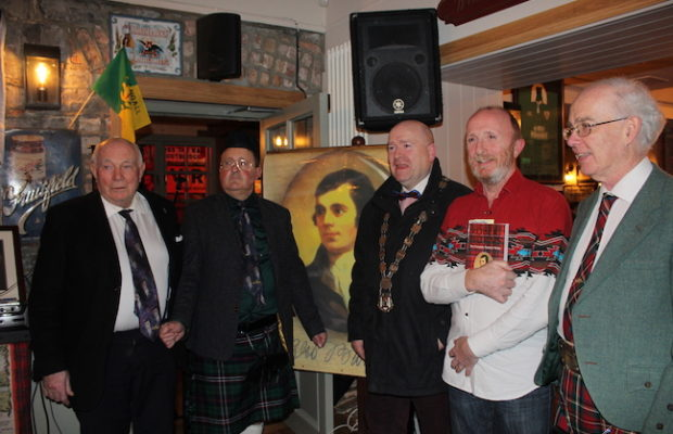 Robert Burns Night 2018