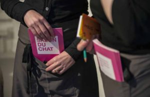 Salon Du Chat Repeal the 8th, a conversation in Ormston House