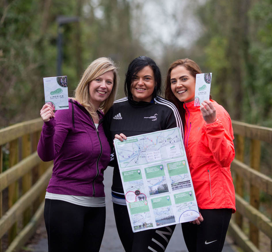 Limerick Walking Running Guide
