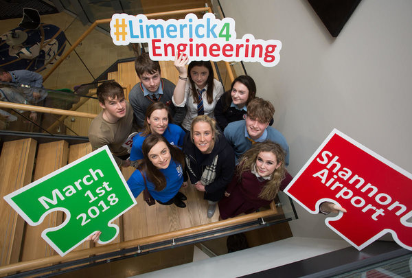 Mid West Limerick for Engineering Showcase 2018
