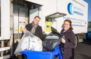 Limerick Paper shredding event