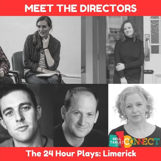 24 Hour Plays Limerick