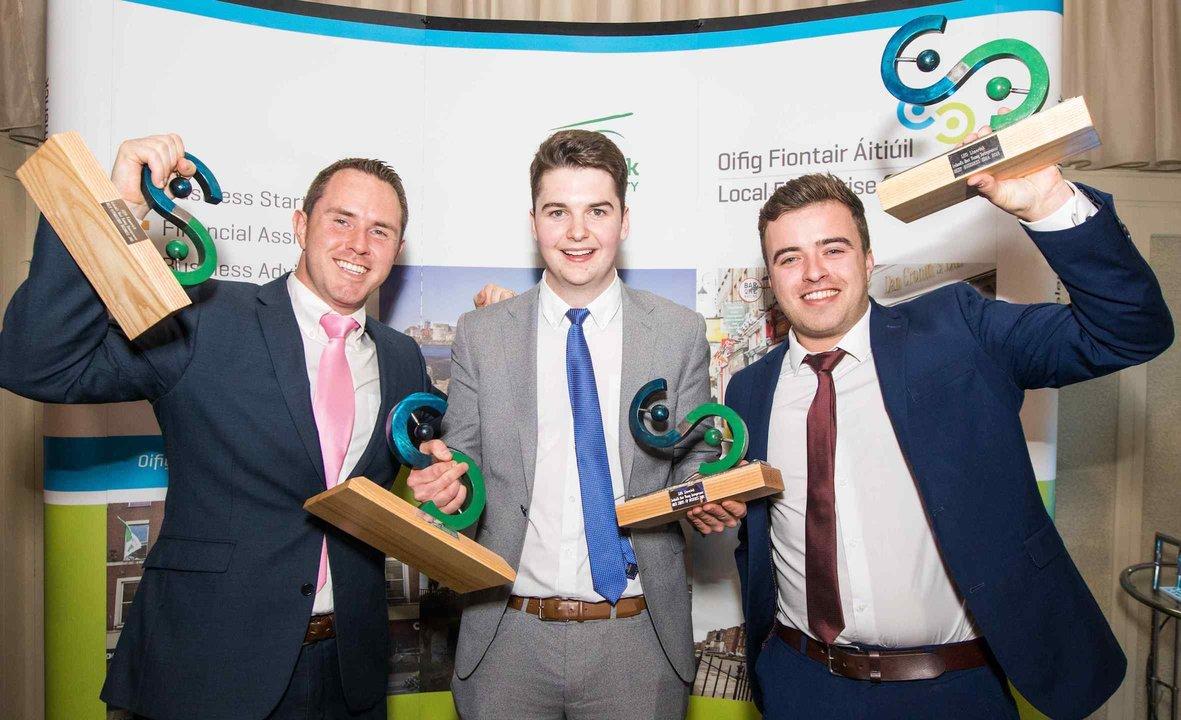 Limericks Best Young Entrepreneurs