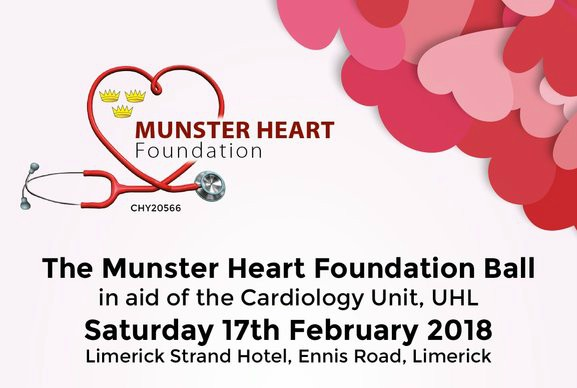Annual Munster Heart Foundation Ball