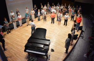 Association of Irish Choirs workshop