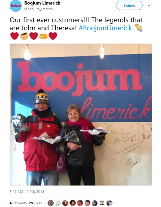 Boojum Limerick