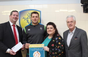 CJ Stander St Munchins Community Centre Fundraiser Launch