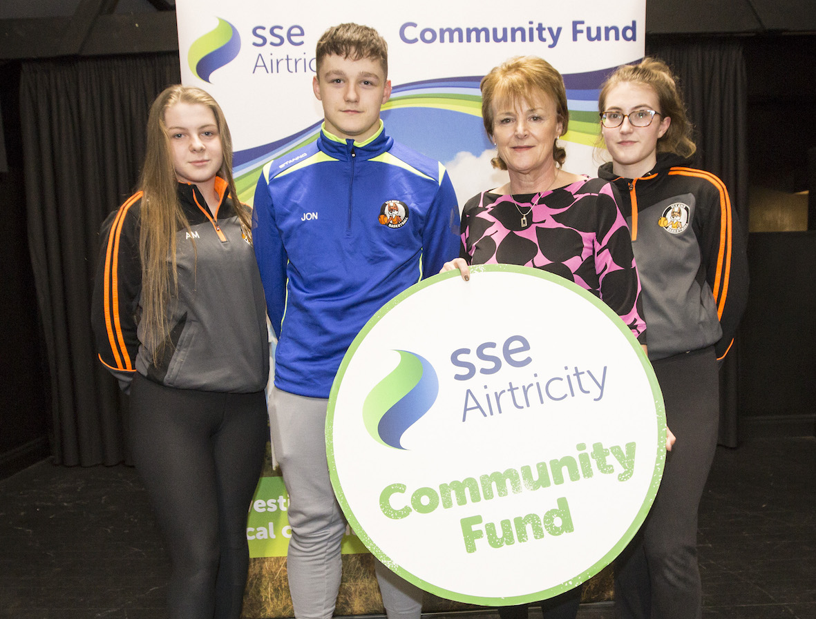 SSE Airtricity Community Awards 2018