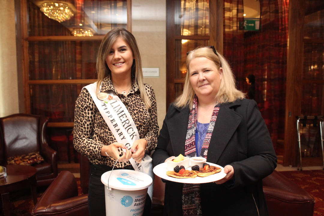 Smiley Pancake Campaign at the Savoy Hotel