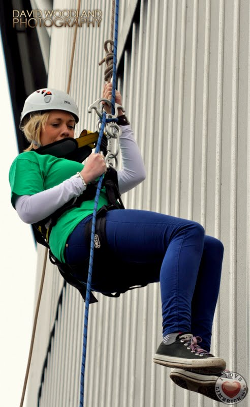 Abseil for ADAPT