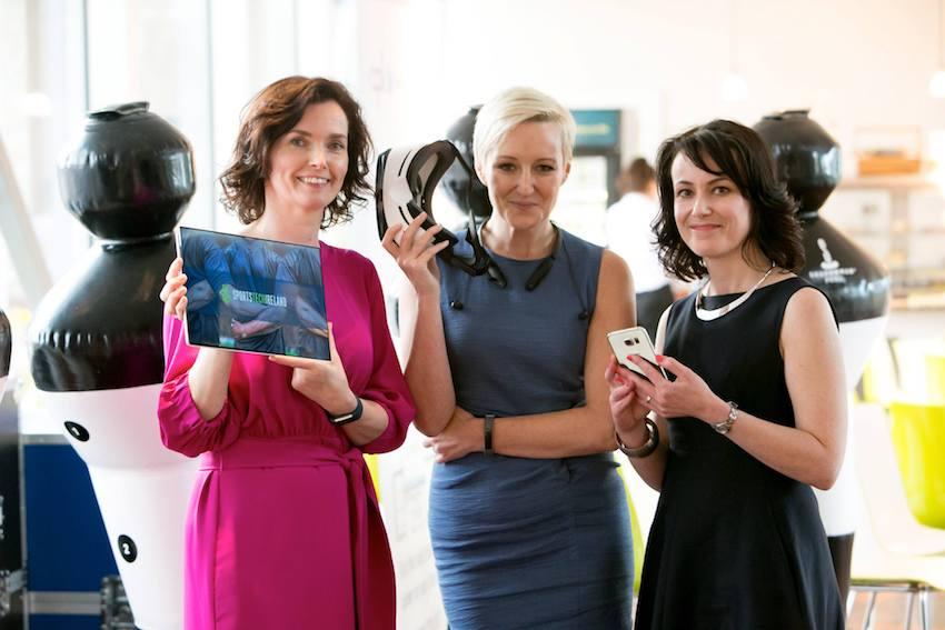 SportsTech Ireland co founders