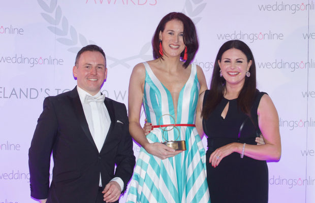 Sharon McMeel Wedding Planner of the Year 2018