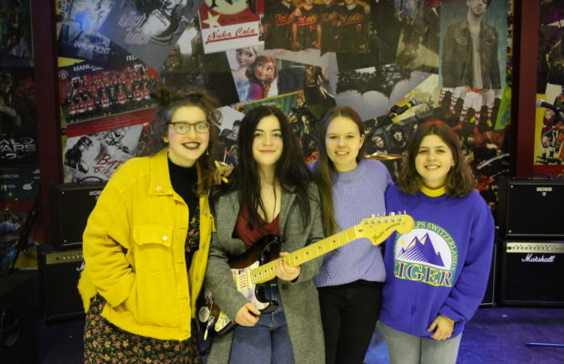 Limerick band PowPig