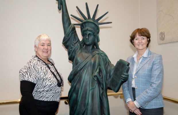 USA tourism Ireland strategy