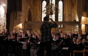 Irish Youth Choir Auditions Limerick