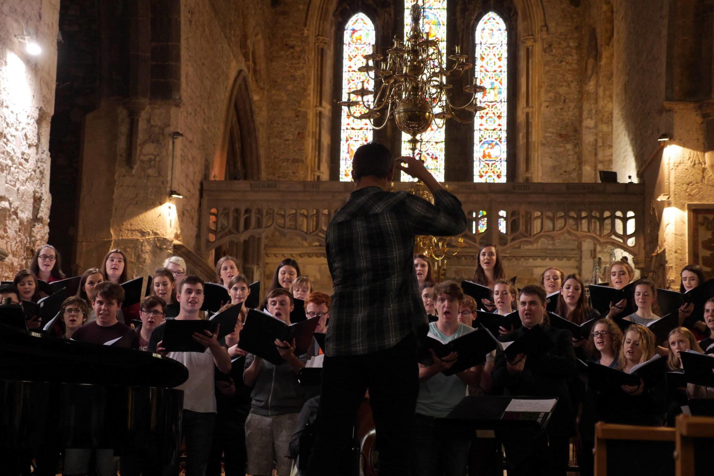 Irish Youth Choir Auditions Limerick