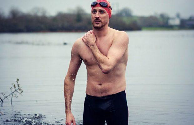 Evan Cronin Channel Swim Online Raffle