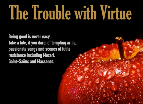 The Hunt Museum Opera Workshop 'The Trouble With Virtue'