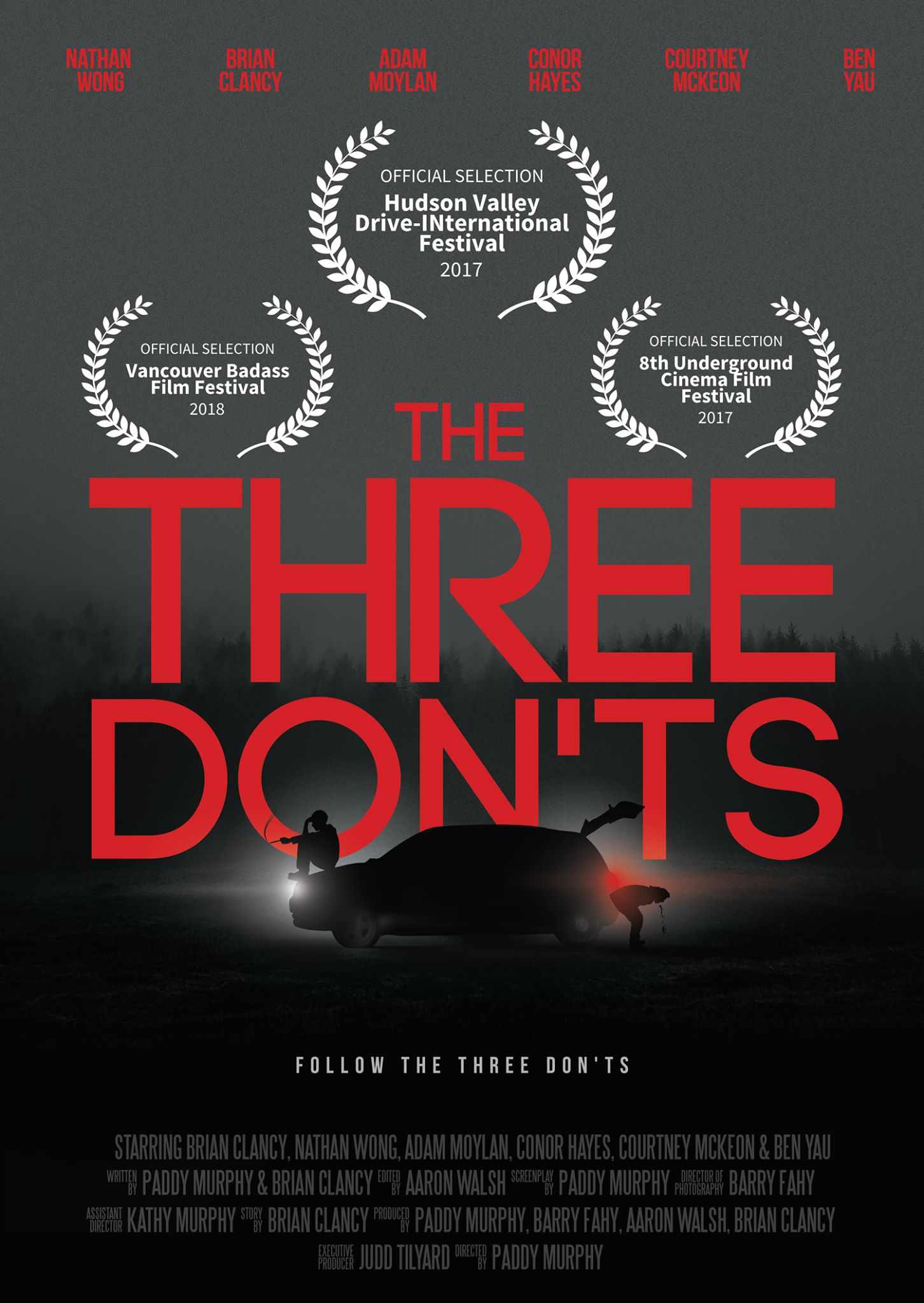 Limerick Film The Three Donts