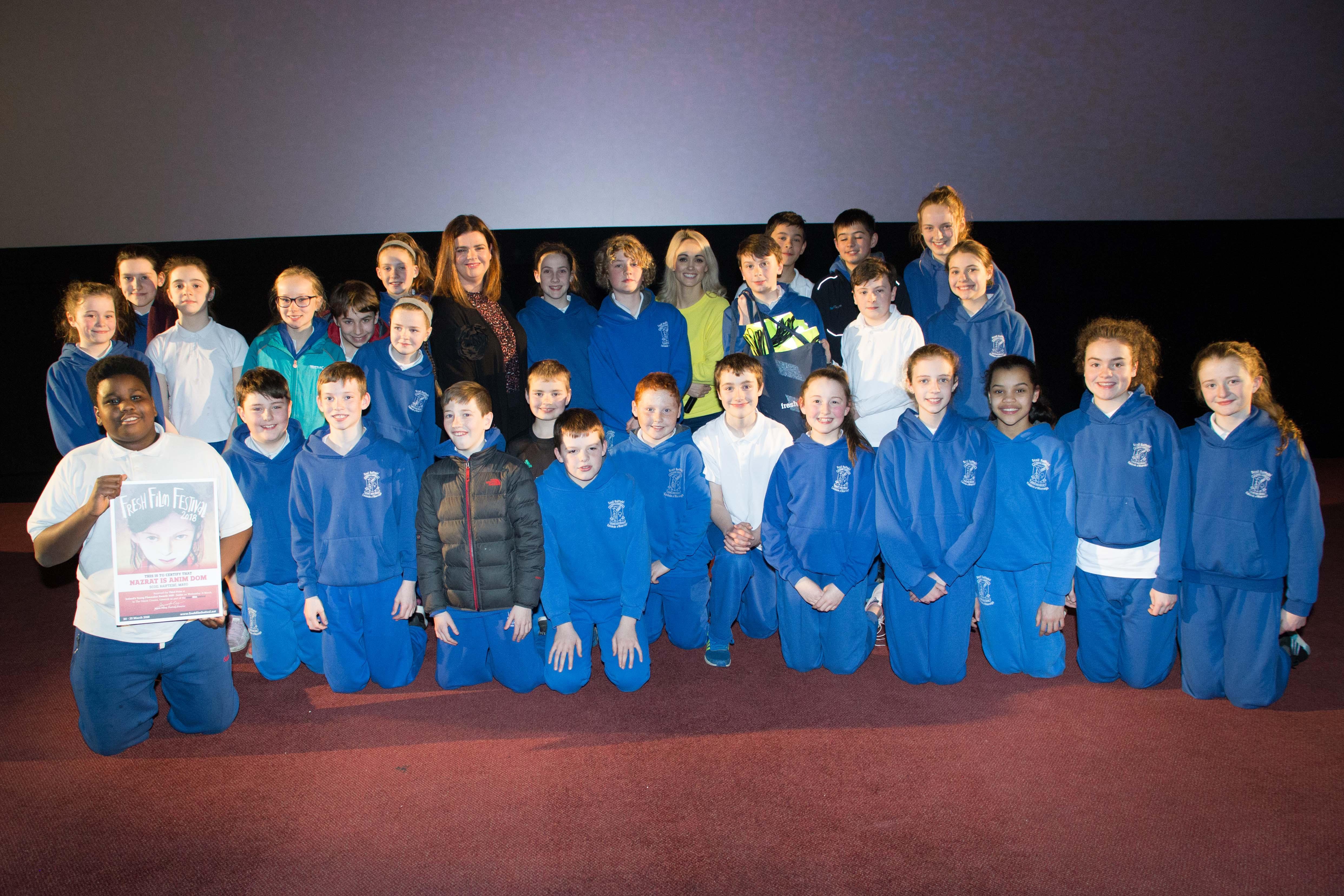 Irelands Young Filmmaker of the Year 2018 Junior Finals