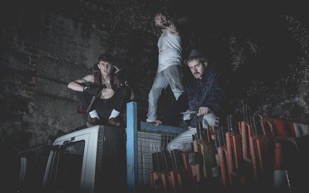 Limerick Film The Three Donts