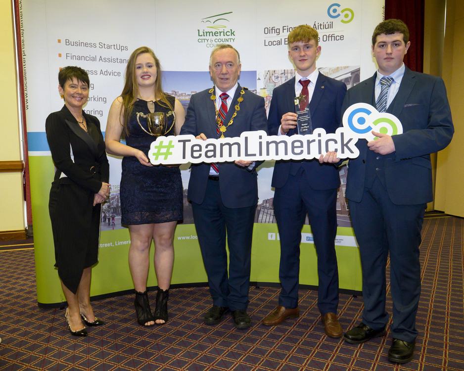 Student Enterprise Programme National Finals 2018