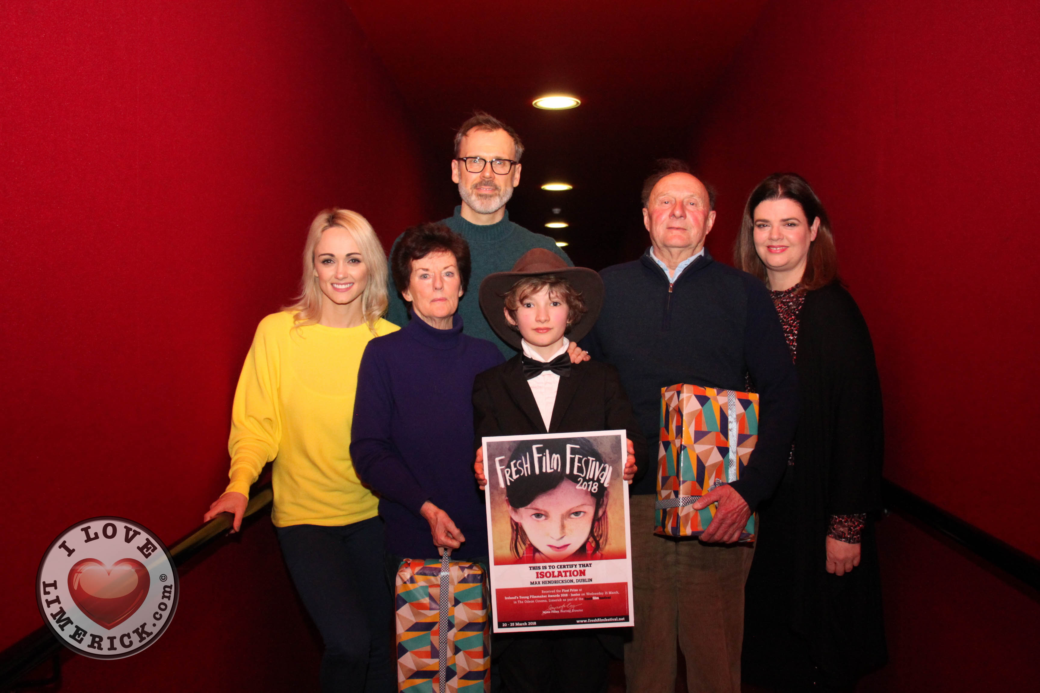 Irelands Young Filmmaker of the Year 2018 Junior Finals
