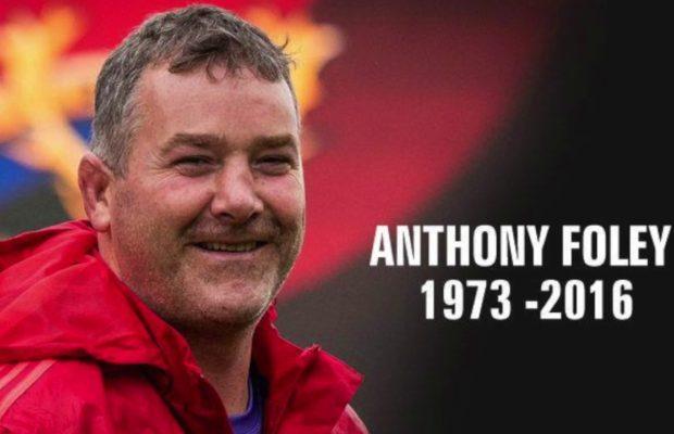 Anthony Foley Junior Sports Leader award