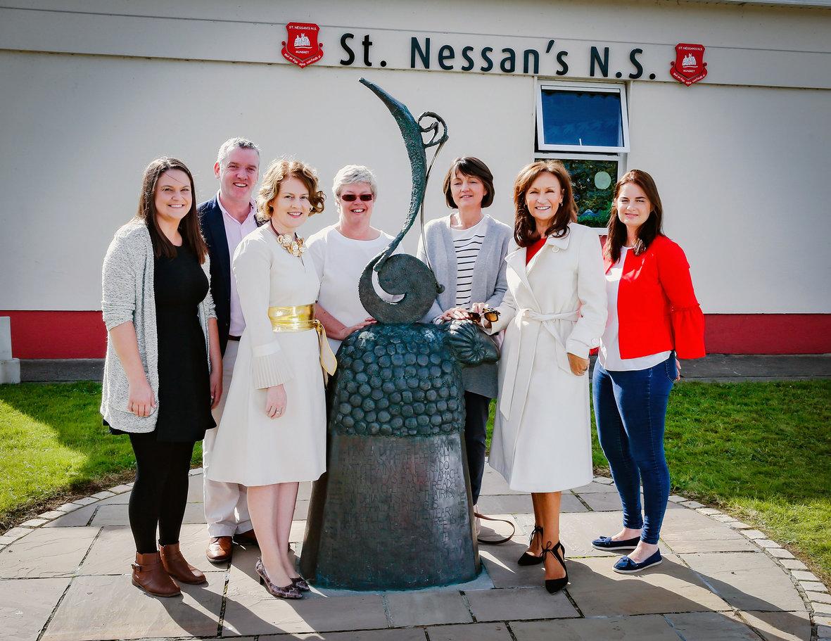 St Nessans NS Mungret Fashion Show