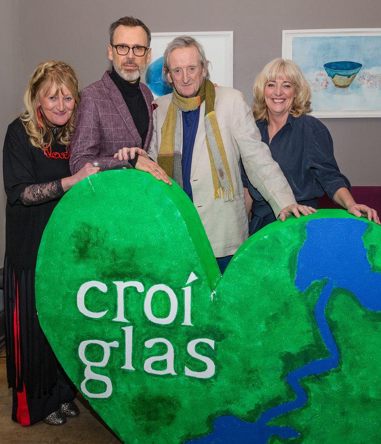 Croí Glas launch