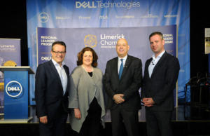 Dell EMC Limerick Chamber partnership