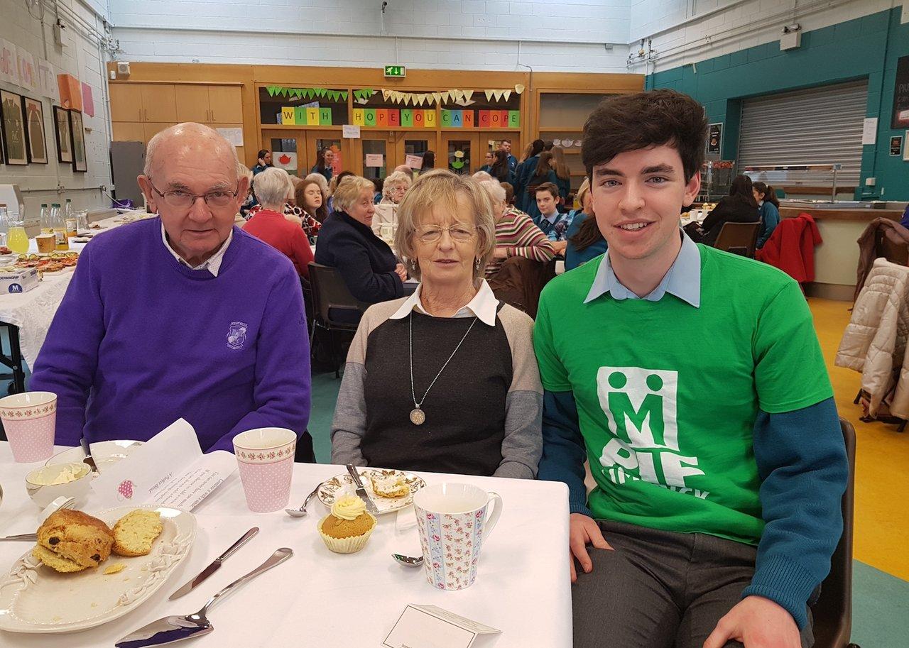 Castletroy College Senior Citizens