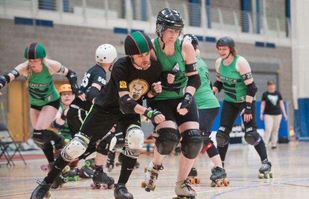 Limerick Roller Derby celebrates