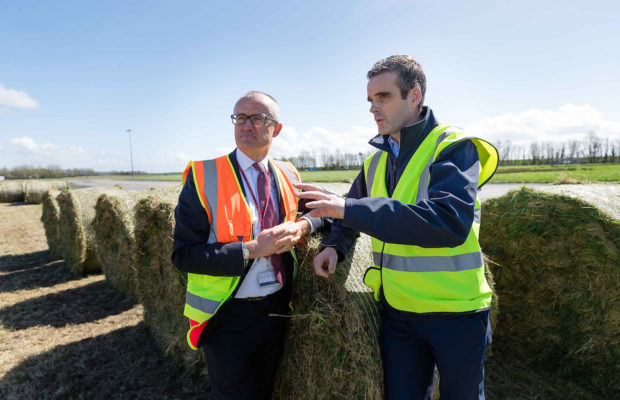 Shannon Airport silage